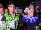 Homem da Meia-Noite ganha roupa nova para o carnaval em Olinda